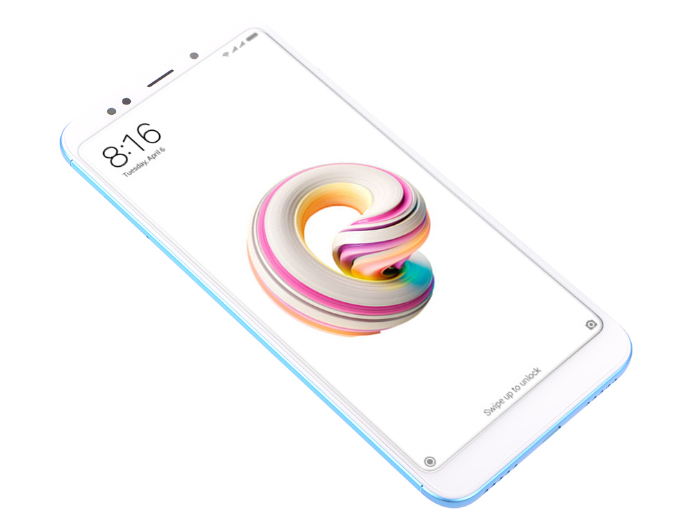 Xiaomi Redmi 5 Plus телефон xiaomi mi5s plus 64gb золотой