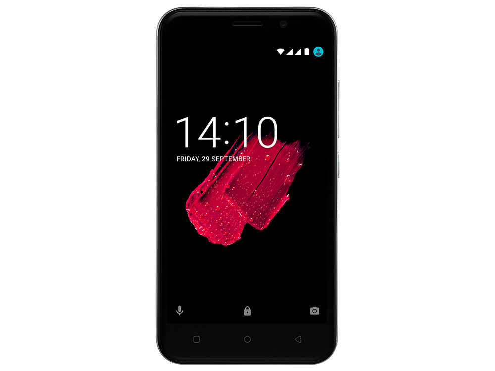 Смартфон Prestigio Grace M5 LTE (PSP5511DUOSILVER) Quad-Core (1.25)/1GB/16GB/5.0 720x1280 IPS 2.5D/4G LTE/Dual SIM/13MP, 2MP/Android 7.0 (Silver) камаз б у 5511