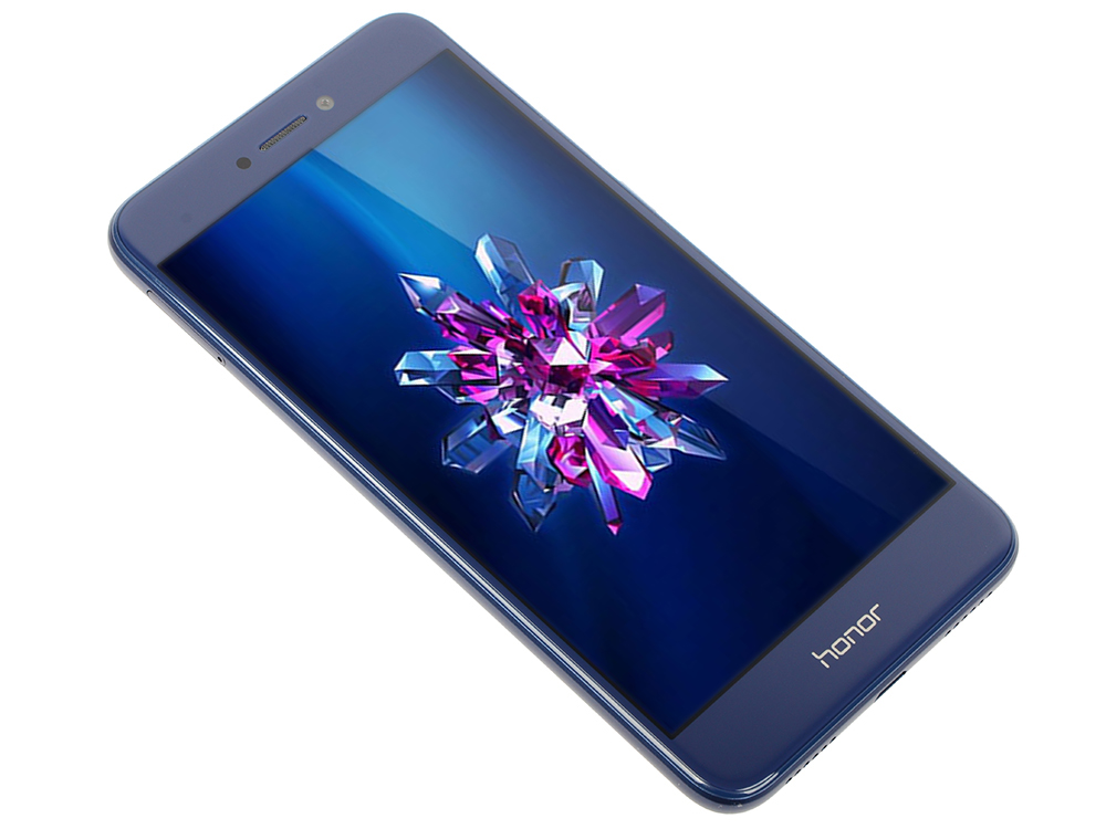 Смартфон HONOR 8 Lite (PRA-TL10 / 51091LNM) Blue Kirin 655(2.1GHz)/4GB/32GB/5.2 1920x1080/2 Sim/3G/LTE/BT/Wi-Fi/GPS/Glonas/Android 7.0 смартфон meizu m5 note белый золотистый 5 5 16 гб lte wi fi gps 3g