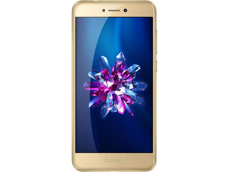 Смартфон HONOR 8 Lite (PRA-TL10 / 51091LNL) Gold Kirin 655(2.1GHz)/4GB/32GB/5.2 1920x1080/2 Sim/3G/LTE/BT/Wi-Fi/GPS/Glonas/Android 7.0 смартфон huawei y5 2017 lte gold