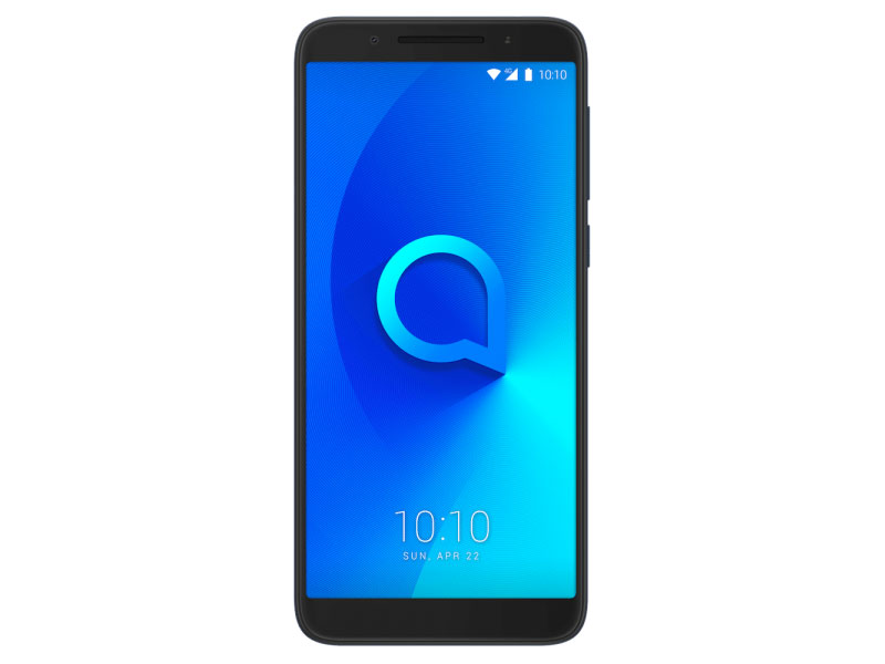 Смартфон Alcatel 3 5052D Spectrum Black MediaTek MT6739/2GB/16GB/5.5 1440x720/2 Sim/3G/LTE/BT/13Mp+5Mp/Wi-Fi/GPS/Glonas/Android 8.0 смартфон lg k10 2017 gold mediatek mt6750 2gb 16gb 5 3 1280x720 3g 4g 13mp 5mp android 7 0