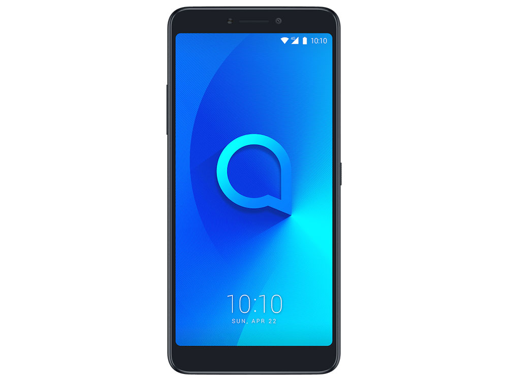 Смартфон Alcatel 3V 5099D Spectrum Black MediaTek MT8735/2GB/16GB/6.0 2160x1080/2 Sim/3G/LTE/BT/12Mp+2Mp/5Mp/Wi-Fi/GPS/Glonas/Android 8.0 смартфон micromax q334 canvas magnus черный 5 4 гб wi fi gps 3g