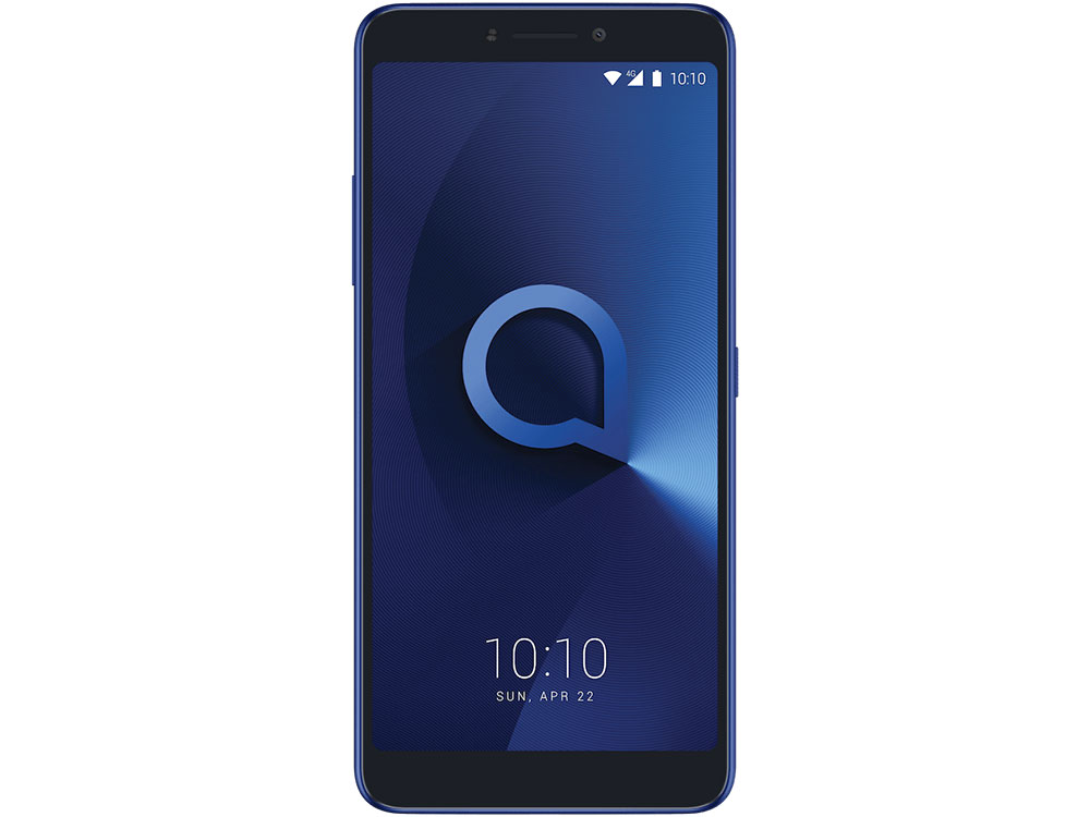 Смартфон Alcatel 3V 5099D Spectrum Blue MediaTek MT8735/2GB/16GB/6.0 2160x1080/2 Sim/3G/LTE/BT/12Mp+2Mp/5Mp/Wi-Fi/GPS/Glonas/Android 8.0