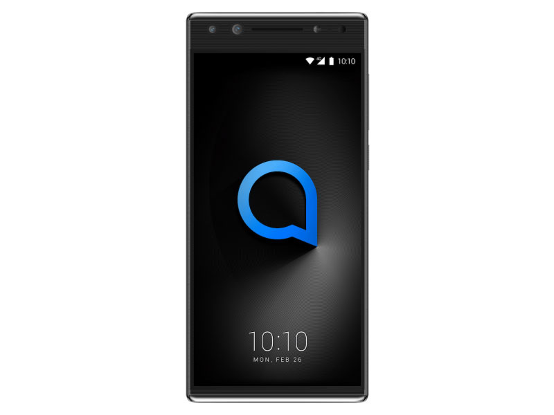 Смартфон Alcatel 5 5086D Metallic Black MediaTek MT6750/3GB/32GB/5.7 1440x720/2 Sim/3G/LTE/BT/12Mp/13Mp+5Mp/Wi-Fi/GPS/Glonas/Android 7.0 jiake v6 mtk6582 quad core android 4 2 2 wcdma bar phone w 5 5 qhd 8gb rom wi fi gps black