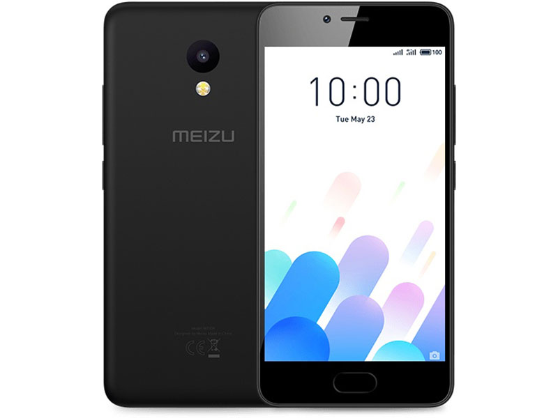 Смартфон Meizu M5c 32Gb Black MediaTek MT6767/2GB/32GB/5.0 1280x720/2 Sim/3G/LTE/BT/8Mp+5Mp/Wi-Fi/GPS/Glonas/Android 6.0 смартфон meizu m5 note серебристый 5 5 32 гб lte wi fi gps 3g