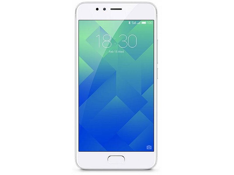 Смартфон Meizu M5s 32Gb (Silver/White) смартфон meizu m5s m612h 16gb золотистый