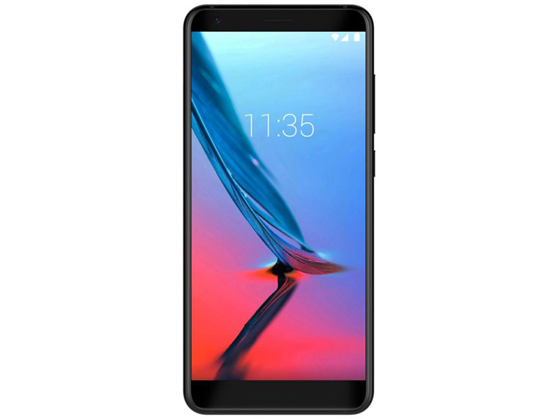 Смартфон ZTE Blade V8 Черный Qualcomm Snapdragon 450 (1.8)/3GB/32GB/5.7 (2160x1080)/16Mp+5Mp/13Mp/3G/4G/Android 8.1 смартфон zte blade v8 32gb 3gb gray