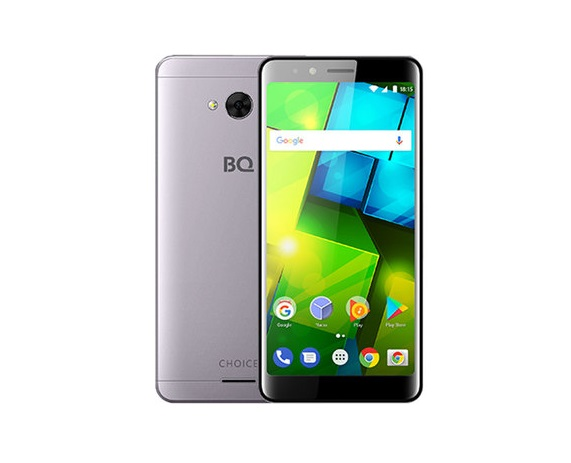 Смартфон BQ 5340 Choice 85956706 Grey Spreadtrum SC7731C (1.2)/8 Gb/1 Gb/4 (480x960)/DualSim/3G/BT/Android 7.0 смартфон neffos y5l tp801a31ru sunny yellow qualcomm snapdragon 210 1 1 8 gb 1 gb 4 5 854x480 dualsim 3g bt android 6 0