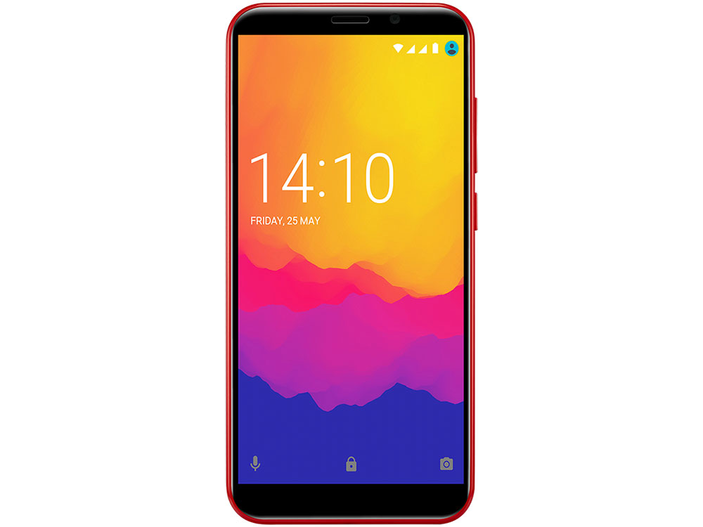 Смартфон Prestigio Wize Q3 (PSP3471DUORED) Red 5.0(960x380) 2.5D/1.2GHz Quad Core/1Gb/8Gb/3G/8.0Mp+2.0Mp/Android 7.0