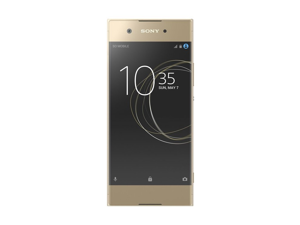 Смартфон Sony Xperia XA1 Dual (G3112) Gold MediaTek Helio P20 (2.3) / 3GB / 32GB / 5 1280x720 IPS / 3G / 4G LTE / NFC / Android 7.0 v2000 headset 7 1 channel 3 5mm jack bass stereo sound effect gaming headphone with mic for computer pc laptop gamer earphone