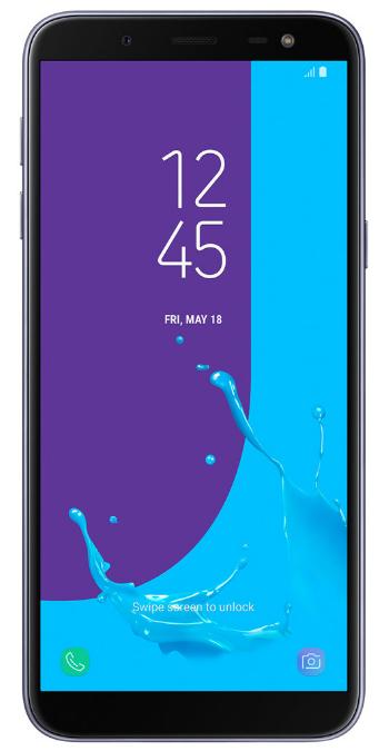 Смартфон Samsung Galaxy J6 (2018) SM-J600F/DS серый Samsung Exynos 7 Octa 7870(1.6)/32 Gb/2 Gb/5.6 (1480x720)/4G/BT/Android 8.0 смартфон samsung galaxy a8 2018 black sm a530f exynos 7885 2 2 4gb 32gb 5 6 2220x1080 16mp 16mp 8mp 4g lte 2sim android 7 1 sm a530fzkdser