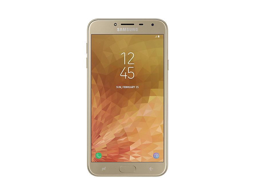 Смартфон Samsung Galaxy J4 (2018) SM-J400F/DS золото Exynos 7 Quad 7570(1.4)/16 Gb/2 Gb/5.5 (1480x720)/4G/BT/Android 8.0 m8 fully loaded xbmc amlogic s802 android tv box quad core 2g 8g mali450 4k 2 4g 5g dual wifi pre installed apk add ons