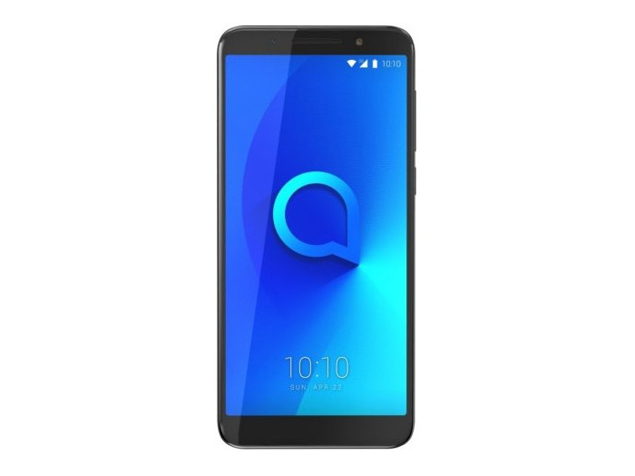 Смартфон Alcatel 3X 5058I (Black) MediaTek MT6739 (1.3) / 3GB / 32GB / 5.7 (1440x720) / 3G / 4G LTE / 13Mp+5Mp, 5Mp Cam / FPR /Android 7.0 (5058I-2AALRU1)