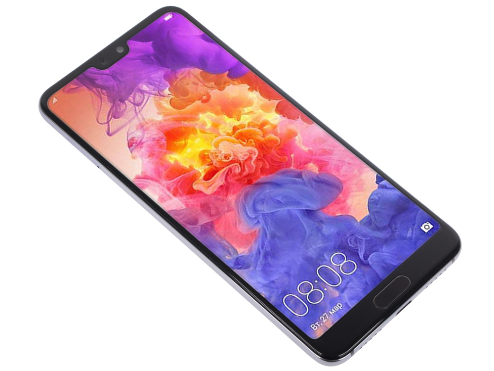 Смартфон Huawei P20 Pro Blue (CLT-L29) HiSilicon Kirin 970 (2.4)/128 Gb/6 Gb/6.1 (2244x1080)/3G/4G/BT/Android 8.1