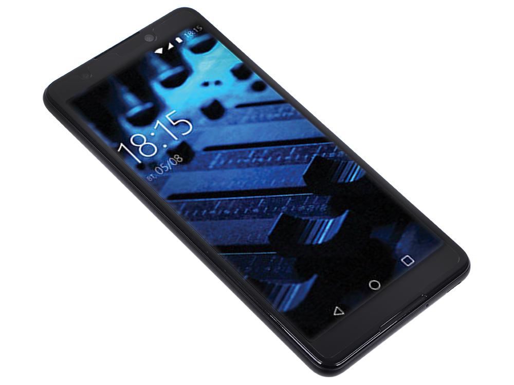 Смартфон BQ-5707G Next Music Black MediaTek MT6580(1.3GHz)/2GB/16GB/5.7 1440x720/2 Sim/3G/13Mp/BT/Wi-Fi/GPS/Glonas/Android 8.1