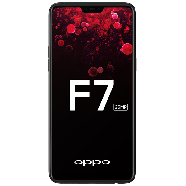 Смартфон Oppo F7 Diamond Black MediaTek Helio P60 (2.0)/64 Gb/4 Gb/6.23 (2280x1080)/DualSim/3G/4G/BT/Android 8.1 мобильный телефон oppo x9077 find7 2k 4g