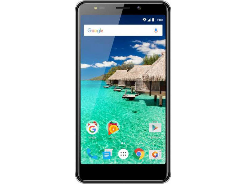 Смартфон Vertex Impress Lagune 4G Black