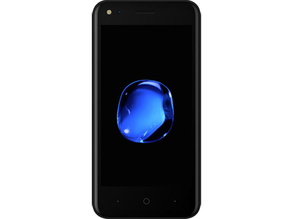 Смартфон Micromax Q437 Black MediaTek MT6737/1GB/6GB/4.5 854x480/2 Sim/3G/4G/5Mp+5Mp/BT/Wi-Fi/GPS/2000mAh/Android 7.0 смартфон micromax q4260 canvas juice a1 plus 4g 16gb champagne