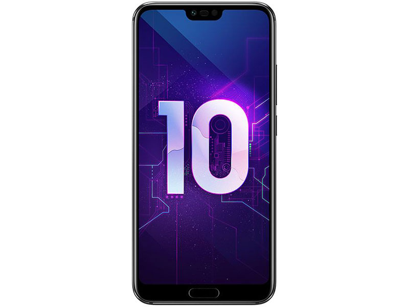Смартфон HONOR 10 128Gb Black Kirin 970(2.36GHz)/4GB/128GB/5.84 2280x1080/2 Sim/3G/LTE/BT/Wi-Fi/16Mp+24Mp/24Mp/GPS/Glonas/Android 8.0
