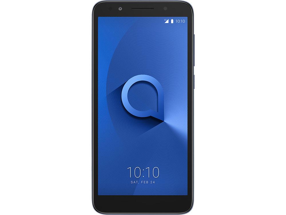 Смартфон Alcatel 1X (5059D) Black/Dark Blue MT6739 2Gb/16Gb/5.3 (960x480)/13+5Mp/4G/Android 8.0 смартфон alcatel ot7045y pop s7 lte black fashion blue
