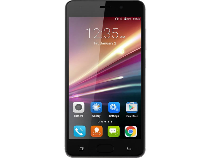 Смартфон Vertex Impress Lotus (4G) Graphite MediaTek MT6737 (1.3) / 1GB / 8GB / 5.0 1280x720 IPS / 2Sim / 4G LTE / BT / 8Mp, 5Mp / Android 7.0 стяжки пластиковые gembird nytfr 150x3 6 100шт