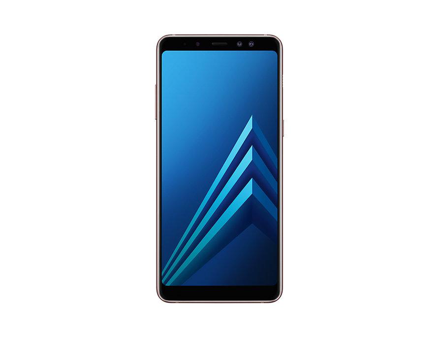 Смартфон Samsung Galaxy A8+ (2018) SM-A730F Blue Exynos 7885 (2.2)/4GB/32GB/6 2220x1080/16Mp, 16Mp+8Mp/4G LTE/2Sim/Android 7.1 (SM-A730FZBDSER) смартфон samsung galaxy a7 2018 black samsung exynos 7885 octa 2 2 4gb 64gb 6 2220x1080 super amoled 2sim 24mp 8mp 5mp 24mp nfc fpr android 8 0 sm a750fzkuser