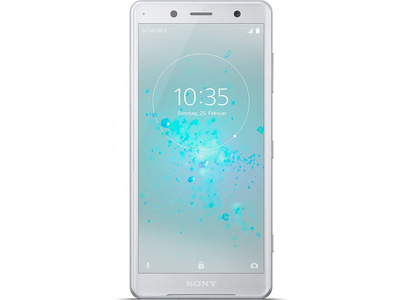 Смартфон Sony Xperia XZ2 Compact (H8324) White Silver Qualcomm Snapdragon 845/4Гб/64 Гб/5 (2160x1080)/3G/4G/BT/Android 8.0 мобильный телефон sony xperia z3 16g rom 5 2 android 3g