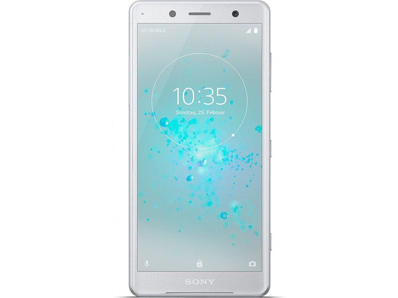 все цены на Смартфон Sony Xperia XZ2 Compact (H8324) White Silver Qualcomm Snapdragon 845/4Гб/64 Гб/5