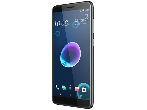 Смартфон HTC Desire 12 Cool Black (2Q5V100) EEA .'' 1440x720/.5GHz/3GB/32GB/13Mp/5Mp/LTE/IRDA/Android 8.