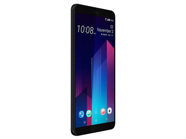Смартфон HTC U11+ EEA Ceramic Black 6'' 2880x1440/2.45GHz/4GB/64GB/12Mp/8Mp/LTE/NFC/Android 8.0 сотовый телефон htc u11 plus 64gb ceramic black