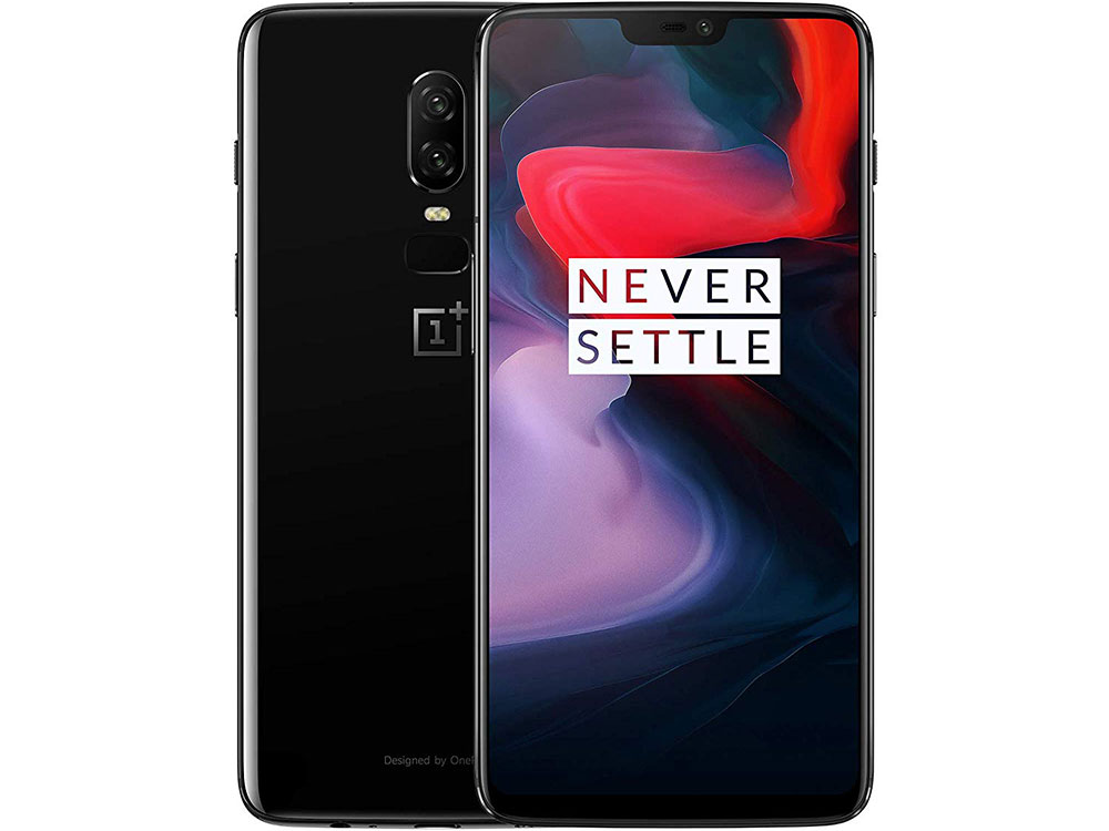 Смартфон OnePlus A6003 OnePlus6 Mirror Black Qualcomm Snapdragon 845 (2.8)/128 Gb/8 Gb/6.28 (2280x1080)/DualSim/3G/4G/BT/Android 8.1 new 2 fold folio pu leather stand cover case for onda v10 3g 4g call phone 10 1inch tablet pc black and white color gift