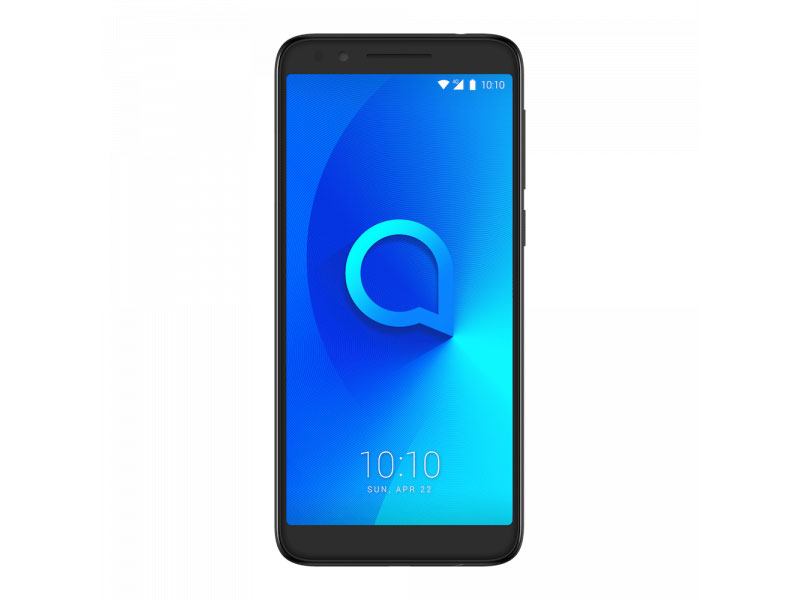 Смартфон Alcatel 3L 5034D Metalic Black MediaTek MT6739/16 Gb/2 Gb/5.5 (1440x720)/DualSim/3G/4G/BT/Android 8.0 oukitel k7000 5 0 inch 4g quad core android smart phone