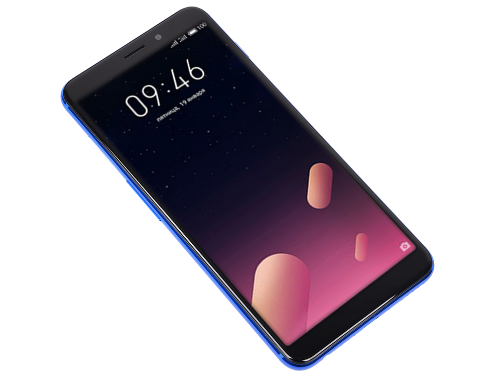 Смартфон Meizu M6s 64Gb Blue Samsung Exynos 7872 (2.0)/64 Gb/3 Gb/5.7 (1440x720)/DualSim/3G/4G/BT/Android 7.1 смартфон micromax canvas juice 4 q465 gold quad core 1 3 ghz 5 hd ips 1280 720 2 gb 16 gb 8mpx 5mpx 4g 3900mah 2 sim android 5 1