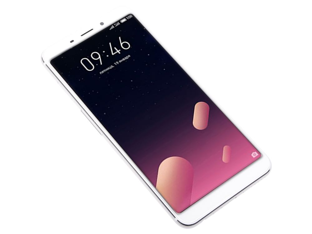 Смартфон Meizu M6s 64Gb Silver Samsung Exynos 7872 (2.0)/64 Gb/3 Gb/5.7 (1440x720)/DualSim/3G/4G/BT/Android 7.1 смартфон micromax canvas juice 4 q465 gold quad core 1 3 ghz 5 hd ips 1280 720 2 gb 16 gb 8mpx 5mpx 4g 3900mah 2 sim android 5 1