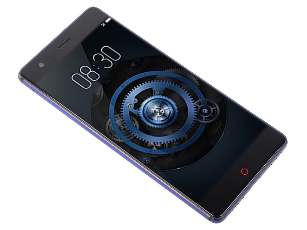 Смартфон Nubia Z17 Lite Blue/Gold Qualcomm Snapdragon 653 (1.95)/64 Gb/8 Gb/5.5 (1920x1080)/DualSim/3G/4G/BT/Android 7.1