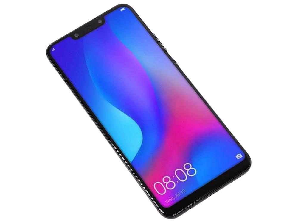 Смартфон Huawei Nova 3 (Black) HiSilicon Kirin 970 (2.4) / 128 GB / 4 GB / 6.3