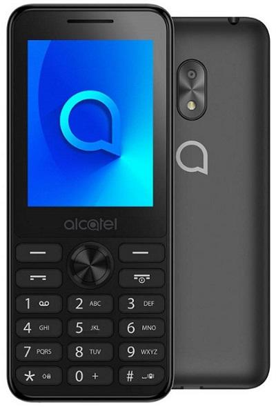 Мобильный телефон Alcatel OneTouch 2003D Dark Gray 2.4 (240x320)/DualSim/BT/microSD смартфон alcatel onetouch 6055k idol 4 gold black