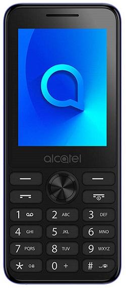 Мобильный телефон Alcatel OneTouch 2003D Metallic Blue 2.4 (240x320)/DualSim/BT/microSD сотовый телефон alcatel onetouch 8050d pixi 4 6 metal silver