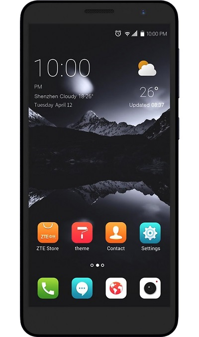 Смартфон ZTE Blade A530 Grey MediaTek MT6739(1.5)/16 Gb/2 Gb/5.45 (1440x720)/DualSim/3G/4G/BT/Android 8.1 смартфон bq 5202 space lite space grey mediatek mt6737 1 3 16 gb 2 gb 5 2 1280x720 dualsim 3g 4g bt android 7 0