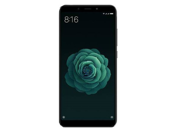Смартфон Xiaomi Mi A2 Black (MiA2GB64BLK) Qualcomm Snapdragon 660 (2.0) / 4GB / 64GB / 5.99 2160x1080 IPS / 12Mp + 20Mp, 20Mp / 2Sim / 3G / 4G LTE / IRDA / GPS / Android 8.1 смартфон fly fs523 cirrus 16 lte black