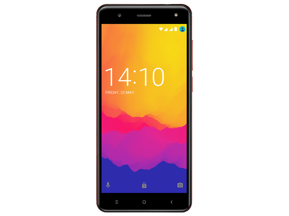 Смартфон Prestigio Muze E7 LTE (IPPSP7512DUORED) Spreadtrum SC9832 (1.3) / 1GB / 8GB / 5.5 1280x640 IPS 2.5D / Dual SIM / 3G / 4G LTE / 8.0Mp, 2.0Mp / FPR / Android 7.0 (Red)