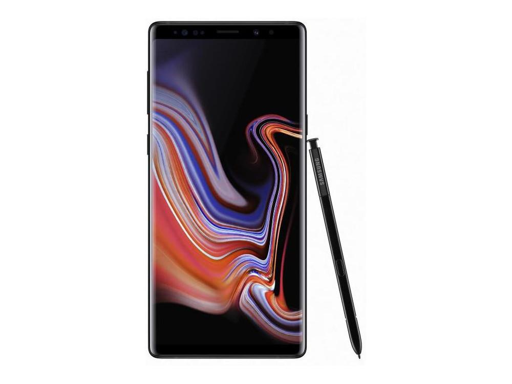 Фото - Смартфон Samsung N960 Galaxy Note 9 (SM-N960FZKDSER) Samsung Exynos 9810 (2.7) / 6GB / 128GB / 6.4 2960x1440 IPS / 2SIM / 3G / 4G LTE / FPR / 12.0Mp+12Mp, 8.0Mp / FPR / Android 8.1 (Black) samsung galaxy tab e sm t561 black