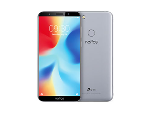 Смартфон Neffos C9A Cloudy Grey (TP706A24RU) MediaTek MT6750 (1.3)/16 Gb/2 Gb/5.5 (1280x720)/DualSim/3G/4G/BT/Android 7.0 смартфон bqs 5050 strike selfie grey mediatek mt6580 1 3 8 gb 1 gb 5 1280x720 dualsim 3g bt android 6 0
