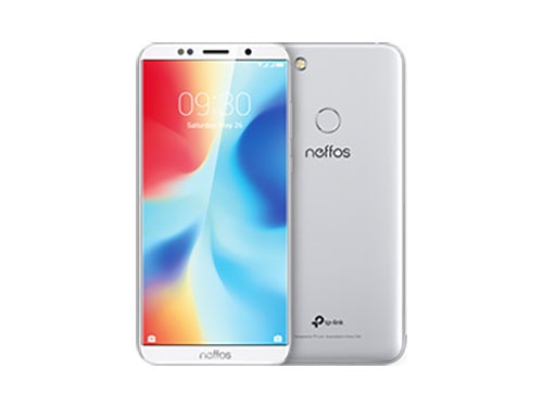 Смартфон Neffos C9A Moonlight Silver (TP706A64RU) MediaTek MT6750 (1.3)/16 Gb/2 Gb/5.5 (1280x720)/DualSim/3G/4G/BT/Android 7.0 смартфон neffos x1 max 64gb cloud grey mediatek mt6755 4 гб 64 гб 5 5 1920x1080 dualsim 3g 4g bt android 6 0