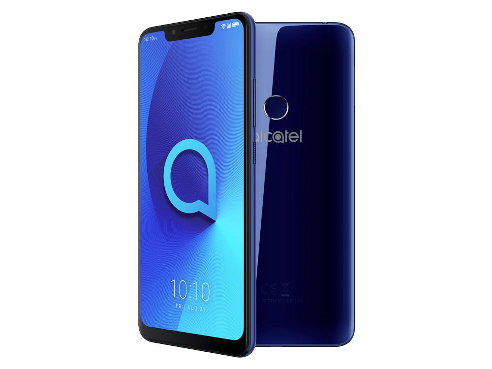 все цены на Смартфон Alcatel 5V 5060D Spectrum Blue/ Синий MT8735 3Gb/32Gb/6.2