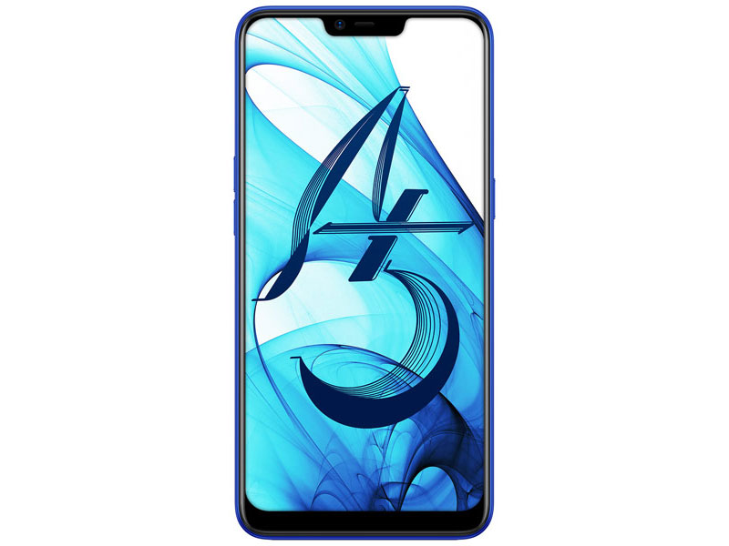 Смартфон Oppo A5 Blue blackview a8 смартфон