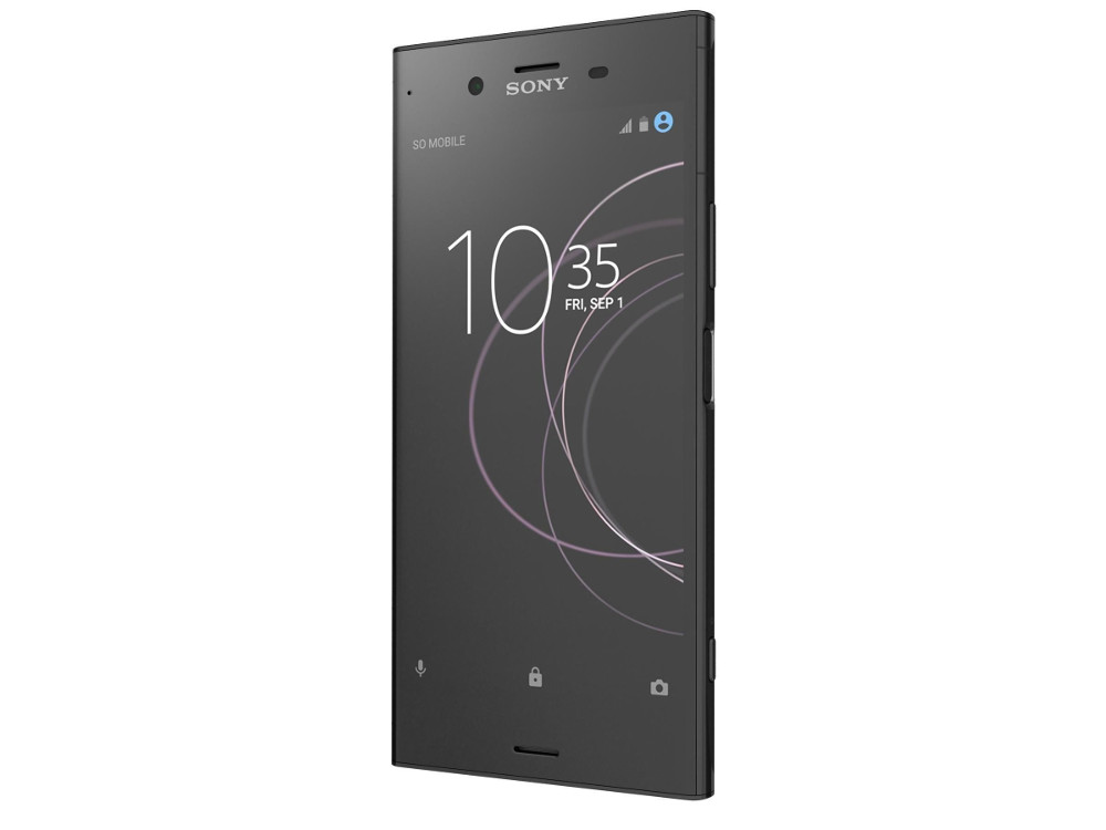 Смартфон Sony Xperia XZ1 Black (G8342Blk) Qualcomm Snapdragon 835 (2.45) / 32 GB / 4 GB / 5.2 1920x1080 / 3G / 4G LTE / GPS / 19Mp, 13 Mp / Android 8.0 new 2 fold folio pu leather stand cover case for onda v10 3g 4g call phone 10 1inch tablet pc black and white color gift
