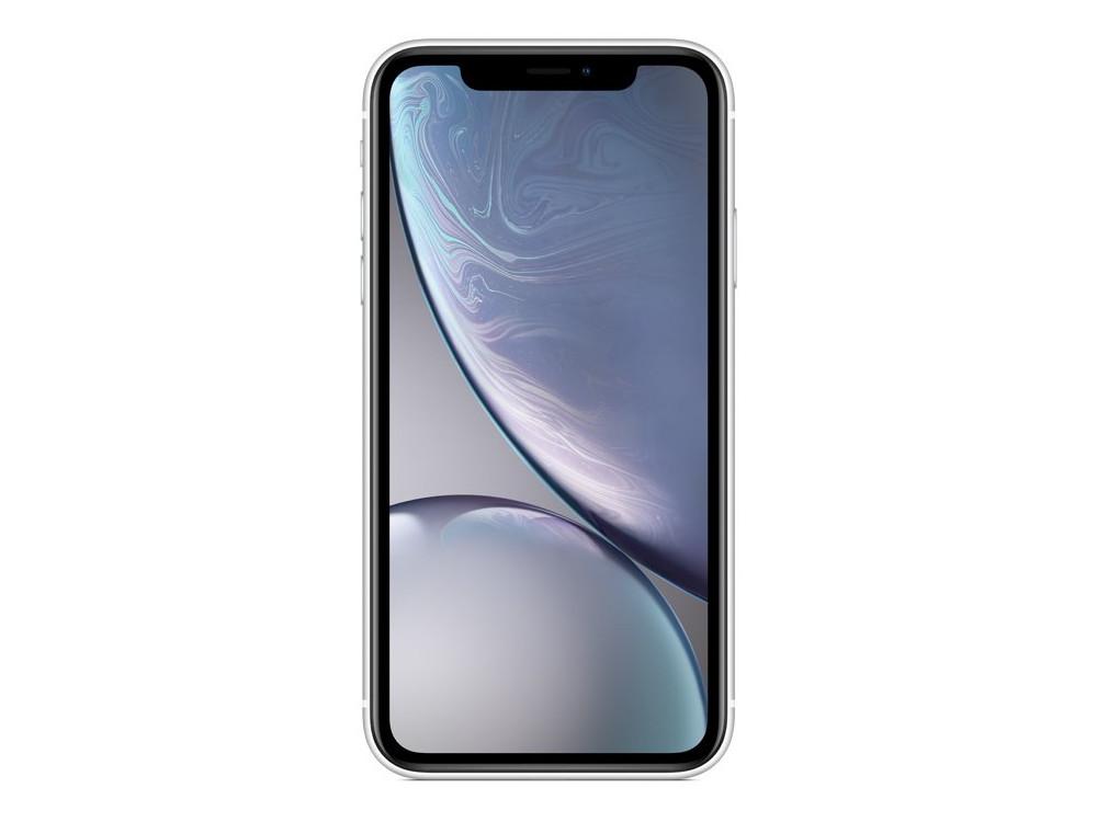 цена на Смартфон Apple iPhone XR 64GB White (MRY52RU/A) Apple A12 Bionic / 3GB / 64GB / 6.1 1792x828 Retina IPS / 12Mp, 7Mp / 3G / 4G LTE / iOS