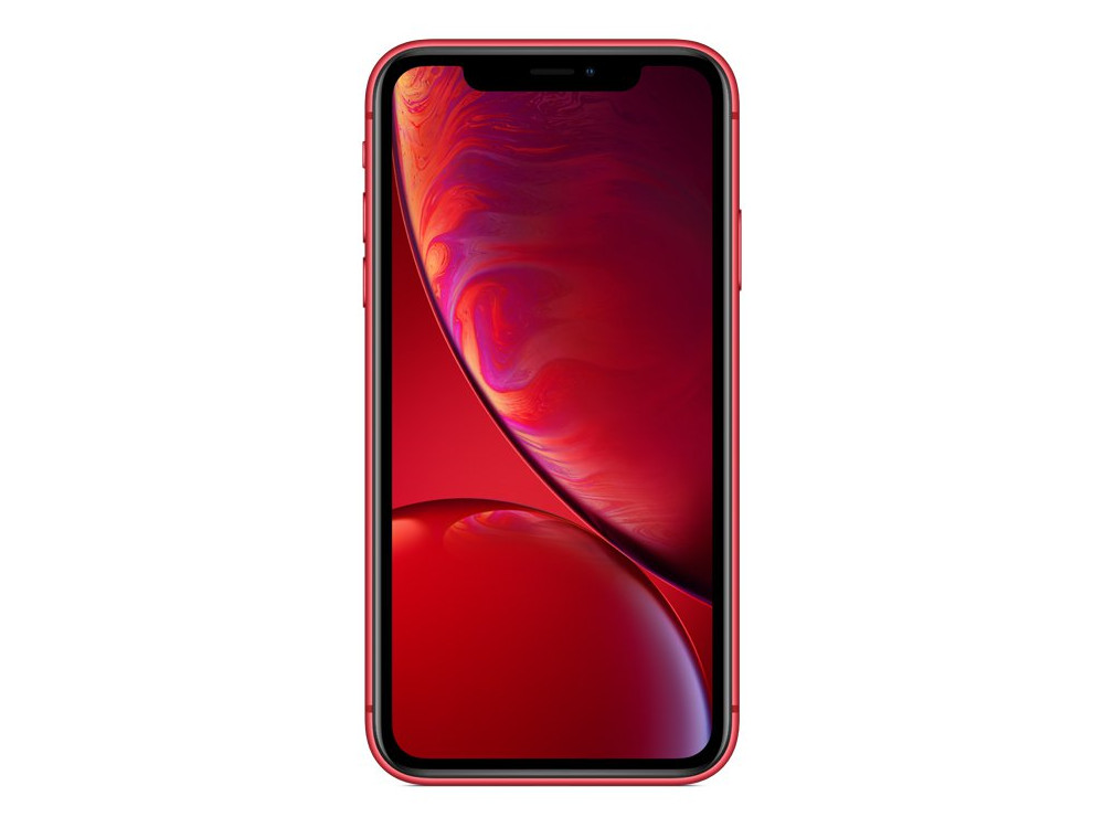 "Смартфон Apple iPhone XR 64GB (PRODUCT)RED (MRY62RU/A) Apple A12 Bionic / 3GB / 64GB / 6.1"" 1792x828 Retina IPS / 12Mp, 7Mp / 3G / 4G LTE / iOS"