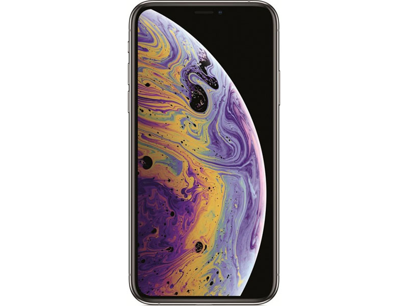 Смартфон Apple iPhone XS 256GB Silver MT9J2RU/A Apple A12/3 Gb/256 Gb/5.8(2436x1125)/12+12Mpix/3G/4G/BT/iOS 12 сотовый телефон apple iphone 8 plus 256gb silver mq8q2ru a